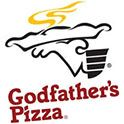 godfathers pizza logo